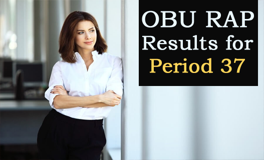 Period 37 – OBU RAP Result Date and Updates for ACCA Students